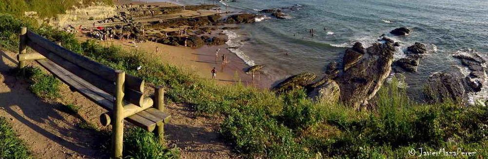 Playa Los Tranquilos Somo  Loredo