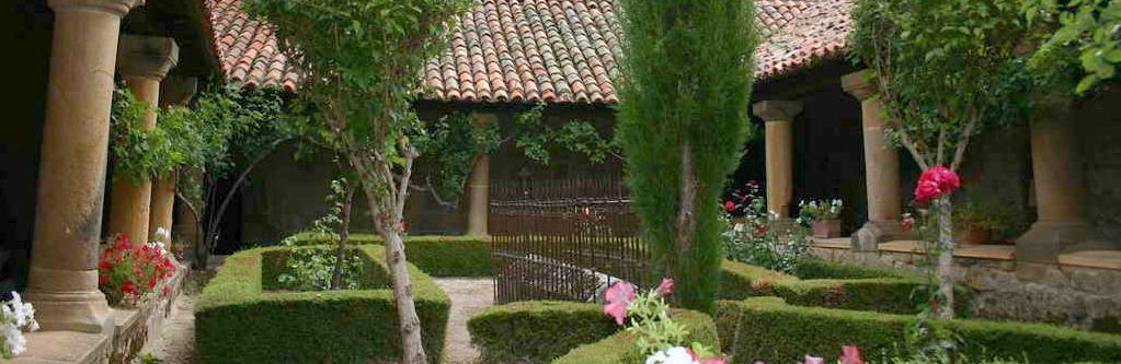 Claustro de San Martin de Elines