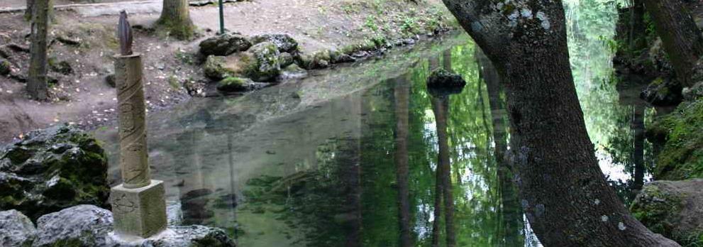 Nacimento del Ebro - Fontibre