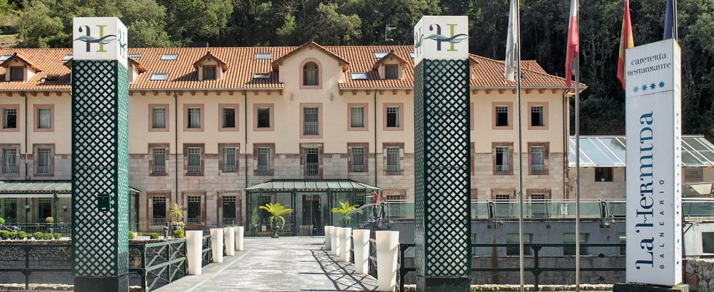 Que Ver en Cantabria de Piedras Luengas a San Vicente de la Barquera, Balneario de La Hermida