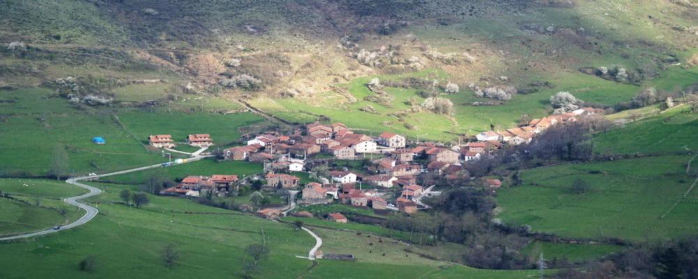 Cicera, Camino Lebaniego por el Valle del Nansa