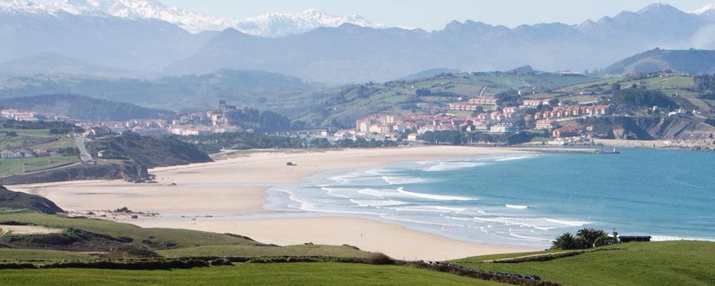 Que Ver en Cantabria de Piedras Luengas a San Vicente de la Barquera, Playa de San Vicente de la Barquera