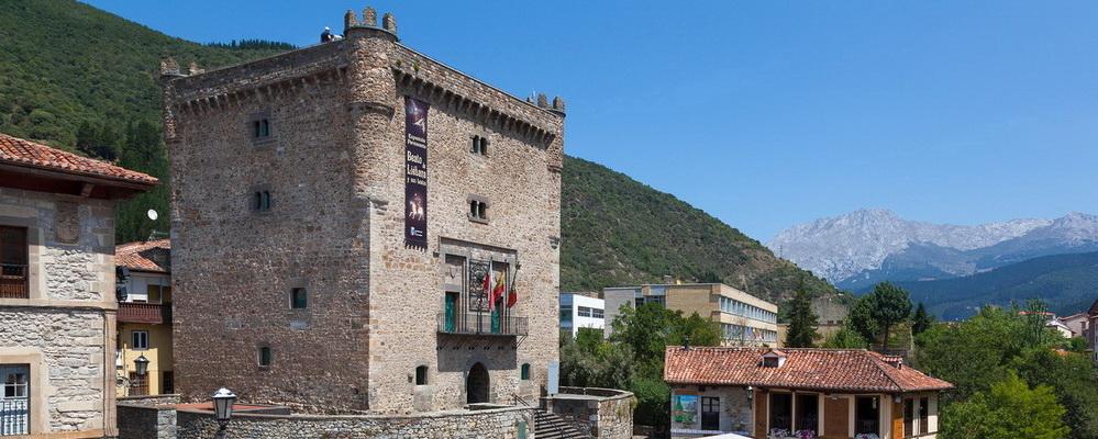 Torre del Infantabdo, Camino Lebaniego por el Valle del Nansa