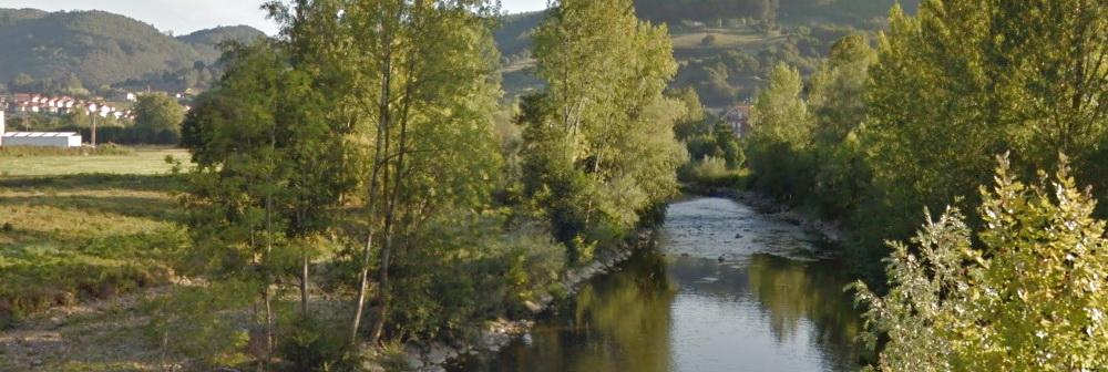 Ideas para viajar a Cantabria en primavera segunda parte El rio Asón desde Marrón