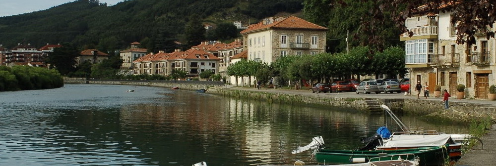 Ideas para viajar a Cantabria en primavera segunda parte Puerto del Ribero Limpias