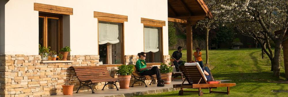 Casa rural de alquiler integro en Cantabria