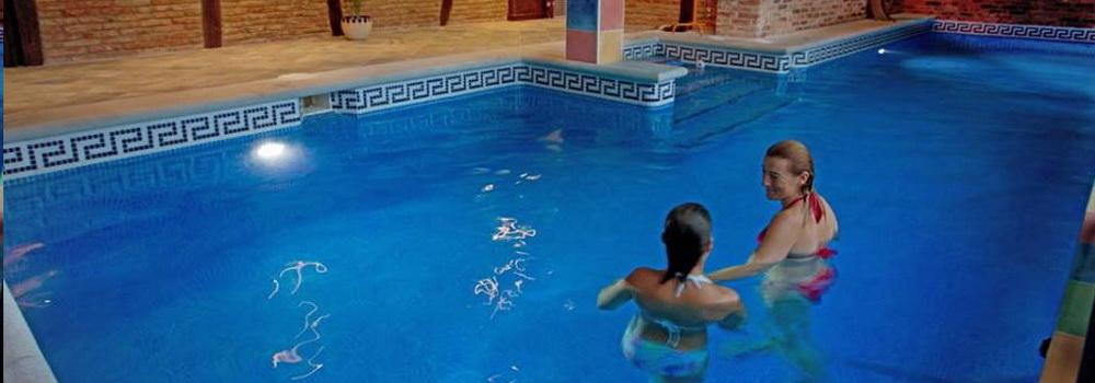Casas rurales para grupos con spa, piscina, jacuzzi...