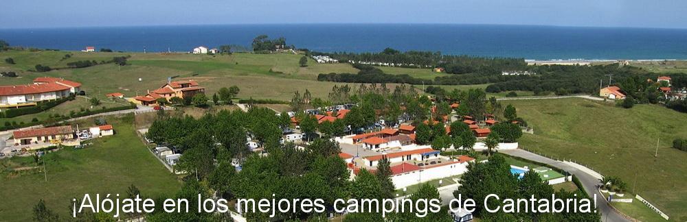 ¡Alójate en los mejores campings de Cantabria!