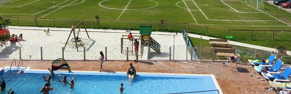 Áreas recreativas en los Camping de Cantabria