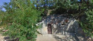 Iglesia Rupestre de Cadalso Valderredible Cantabria
