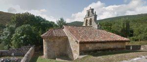 Iglesia románica de Bustasur Cantabria