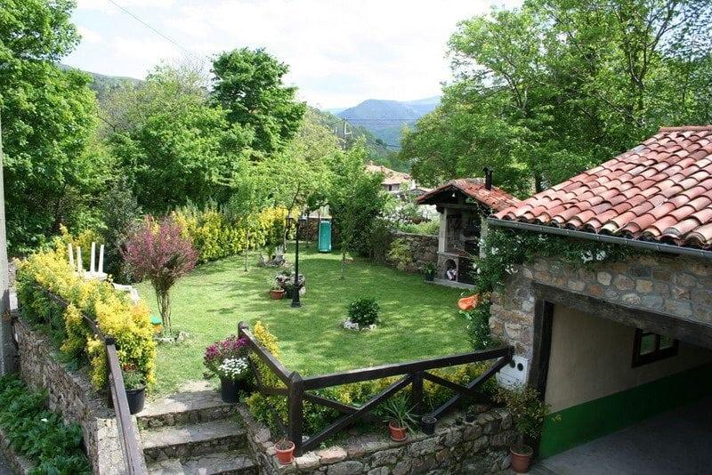 Casas Rurales Caborzal