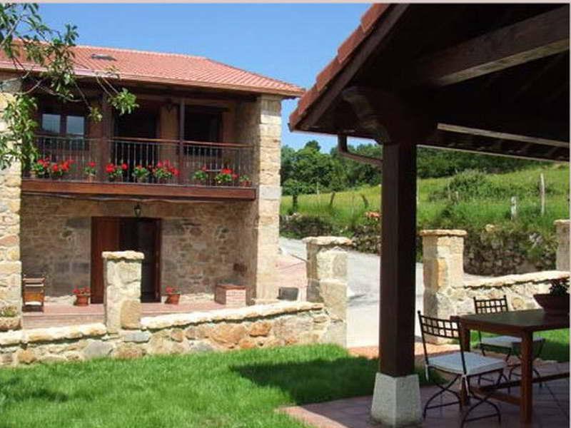 Casa rural marquesa de viluma casa rural cerca de la playa la salv de laredo - Casa rural la reserva ...