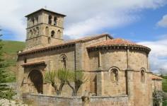 Colegiata de San Pedro en Cervatos