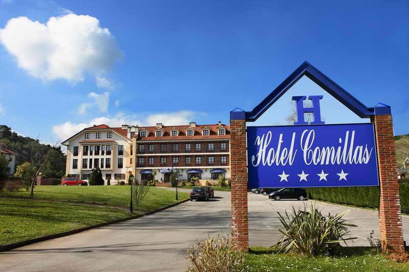 Hotel Comillas Aa