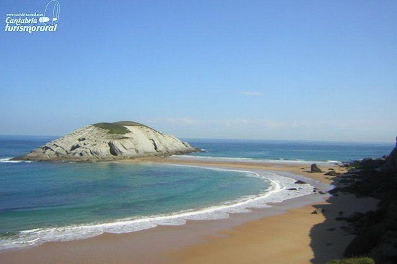 Playa de Covachos, Playas de Cantabria