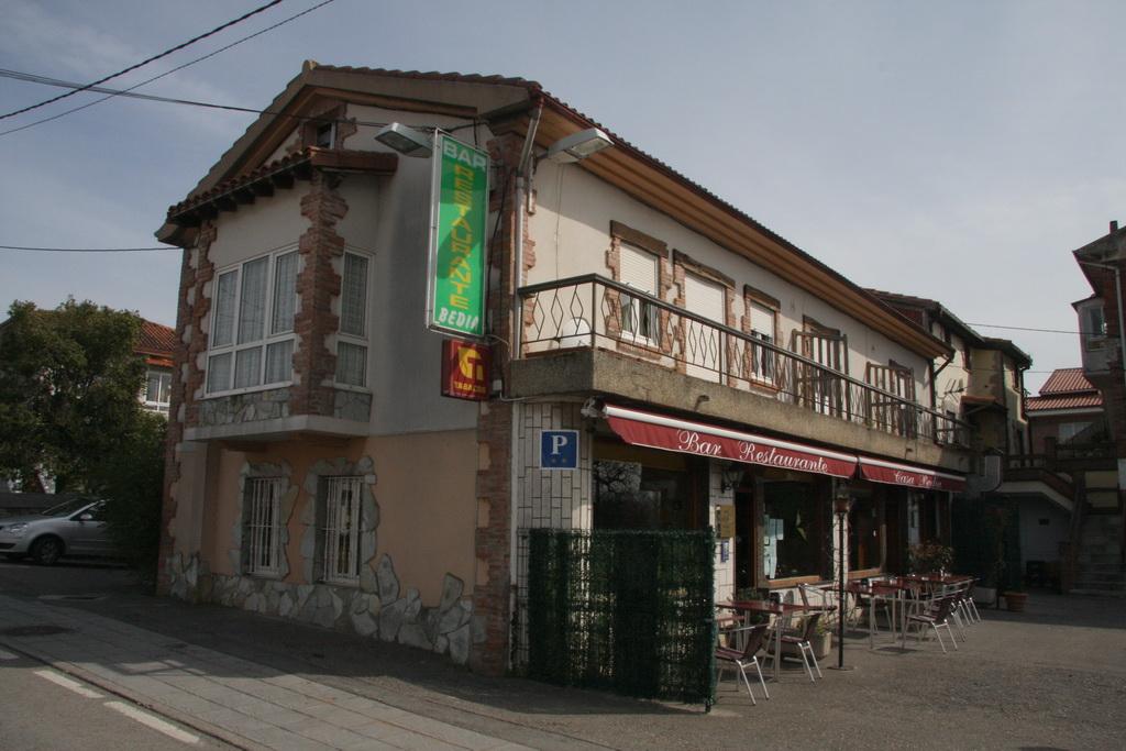 Posada restaurante casa bedia posada en gajano cantabria - Casa de cantabria en madrid restaurante ...