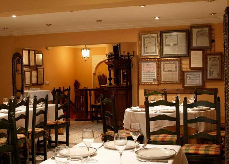 Restaurante Prada a Tope Santander