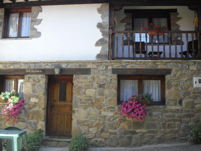 Viviendas rurales la Casuca