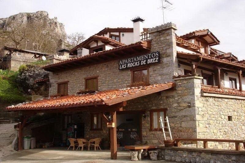 Apartamentos Rurales Las Rocas de Brez