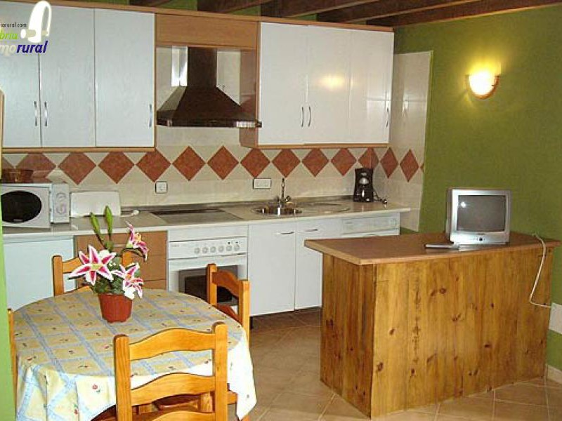 Apartamentos Rurales La Casona Chica