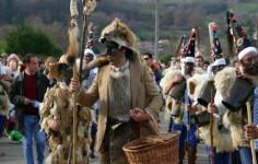Carnaval de la Vijanera en Silió