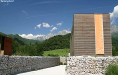 Centro de Visitantes del Parque Nacional de Picos de Europa Sotama