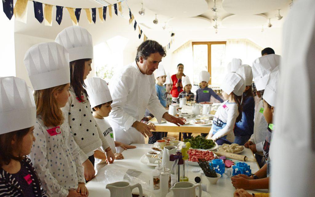 cursos de cocina para ni os en deluz santander cooking kids