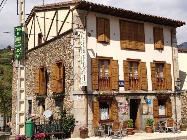 Restaurante casa fofi restaurantes en potes li bana cantabria - Casa de cantabria en madrid restaurante ...