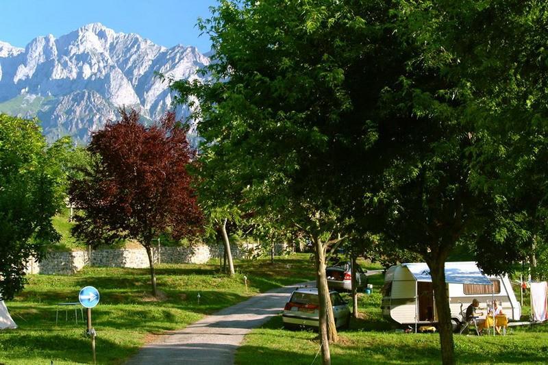 Camping La Vierona Potes