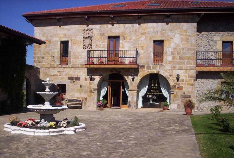 Hotel Palacio garcia quijano A