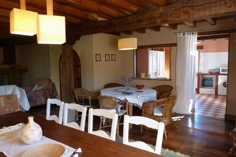 Casa rural casa de encimabi casa rural en abiada cantabria - Casa rural bellver de cerdanya ...