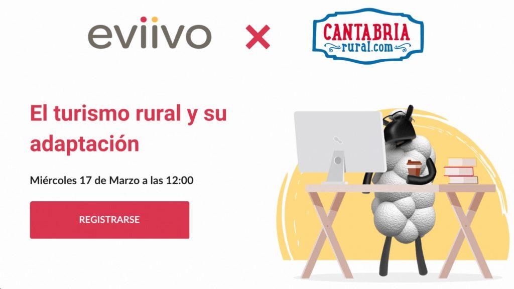 Webinar: 'El turismo Rural y su adaptación'