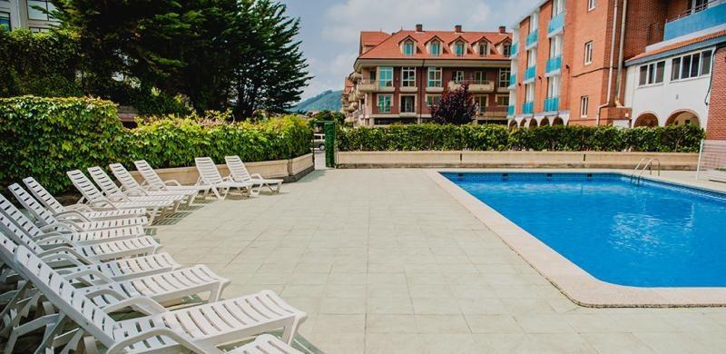 Hotel las dunas hotel rural con piscina y cerca de la for Casas rurales en asturias con piscina y cerca dela playa