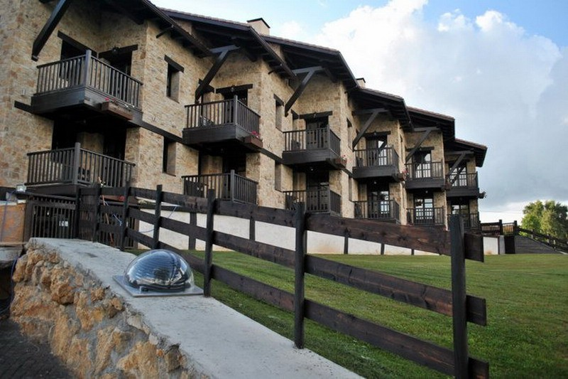 Apartamentos Spa Casco Historico de Isla-C