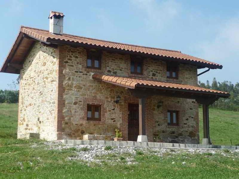 Casa alba casa rural en b rcena de cicero cantabria - Casa rural de madera ...