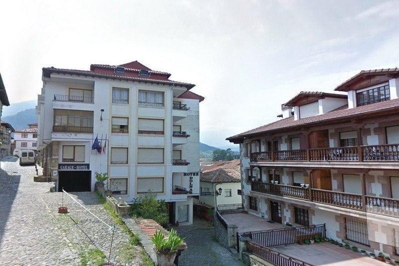 Hoteles en el camino lebaniego hoteles rurales en el for Hoteles con habitaciones familiares en cantabria