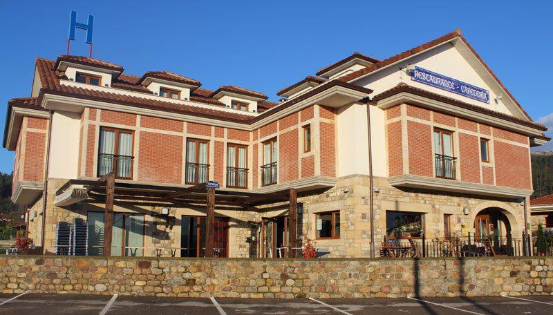 Hotel Valle de Cabezon A