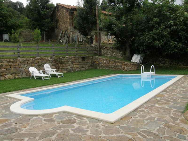 Casas rurales con piscina en cantabria casa rurales en - Piscinas en santander ...