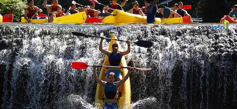 Canoas Cantabria Actividades turismo activo