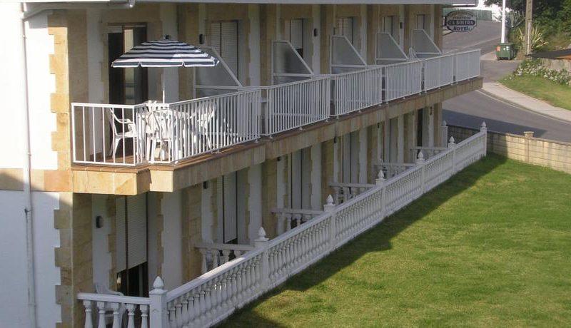 Hotel apartamentos la bolera de isla b