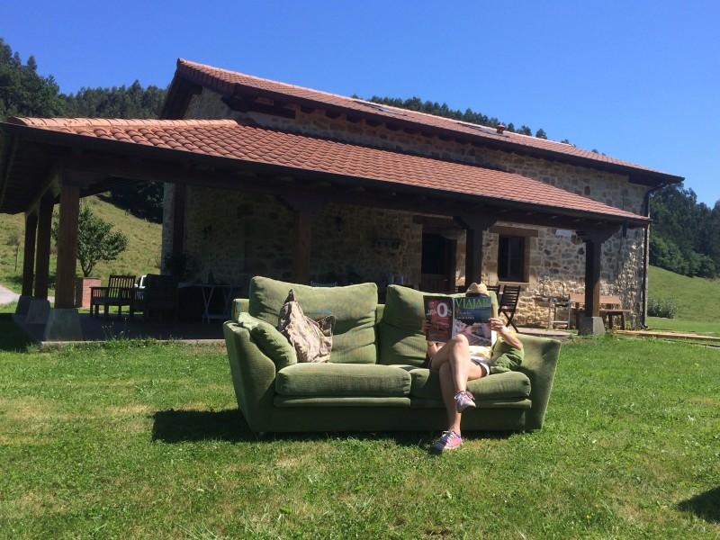 La atalaya vayondo casa rural en entrambasaguas cantabria - Casa rural la reserva ...