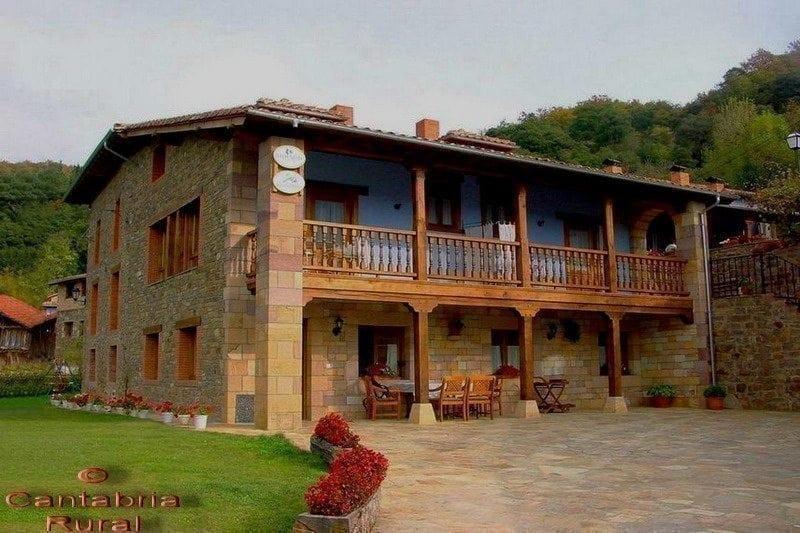 Casas rurales con encanto casas rurales con encanto ni os for Casas de pueblo en cantabria