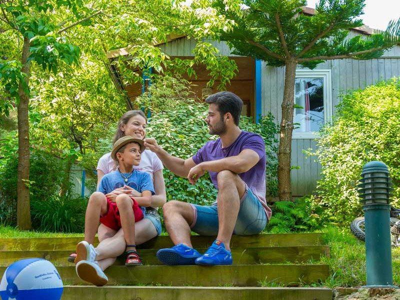 Bungalow en Cantabria con niños