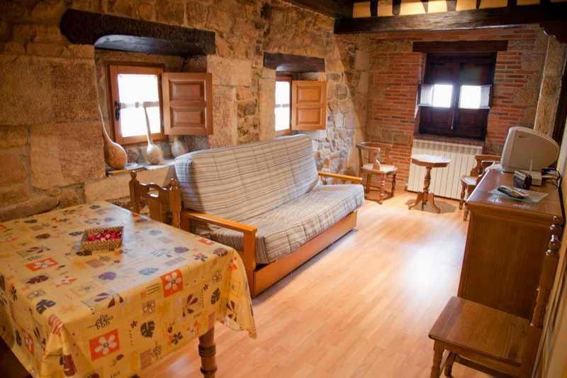 Apartamentos Rurales Pedredo- Apartamentos rurales en Arenas de Iguna