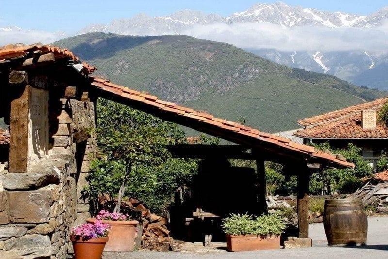 Casas rurales con encanto casas rurales con encanto ni os for Casa rural minimalista