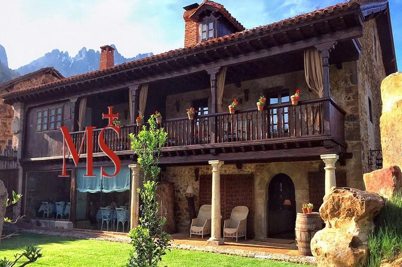 Casa rural en Mogrovejo Mogrovejo Suites Cantabriarural-A
