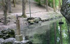 Nacimiento del Ebro en Fontibre