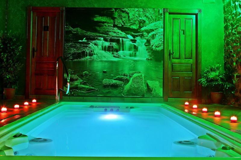 Hotel Rural Hotel Spa Casona La Hondonada en Cabuerniga Cantabria