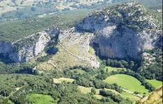 Camino de las Cuevas de Ramales